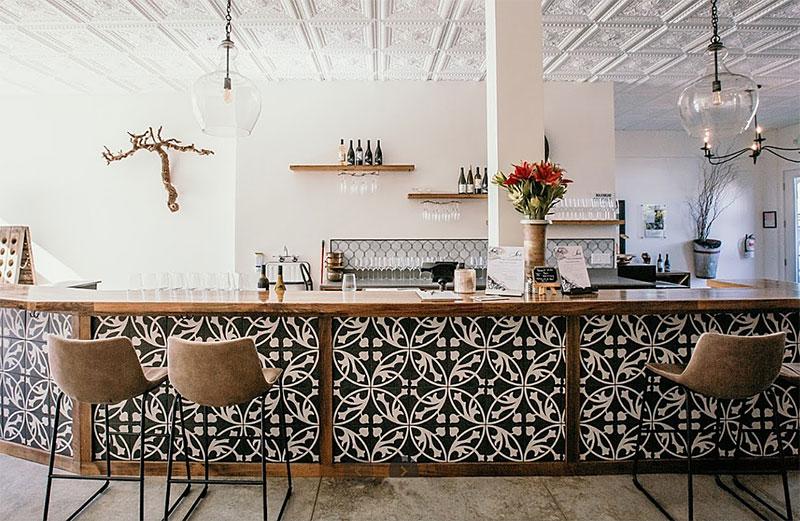 Ser Winery Tasting Room