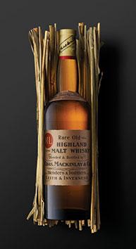 MacKinlay's Shackleton Whisky