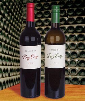 Ernie Els Big Easy Wines